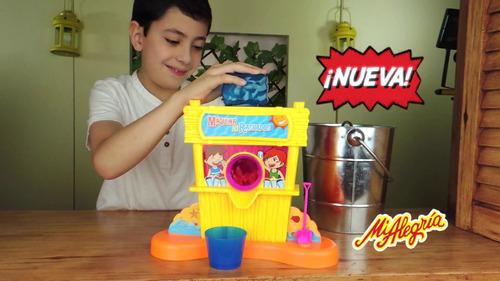 maquina de raspados mi alegría juguetes