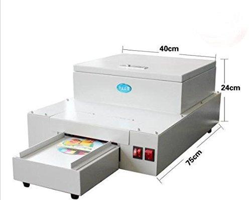 máquina de recubrimiento boshi aparato electrónico cd dvd u