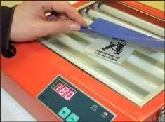 maquina de revelado de placas tampograficas