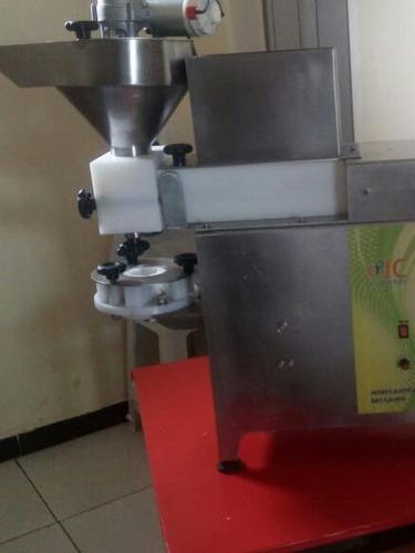máquina de salgados. 4.000 p/ hora