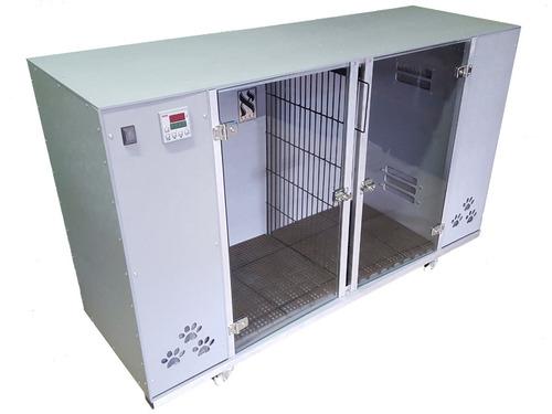 maquina de secar animais top line 2 motores 127v secador pet