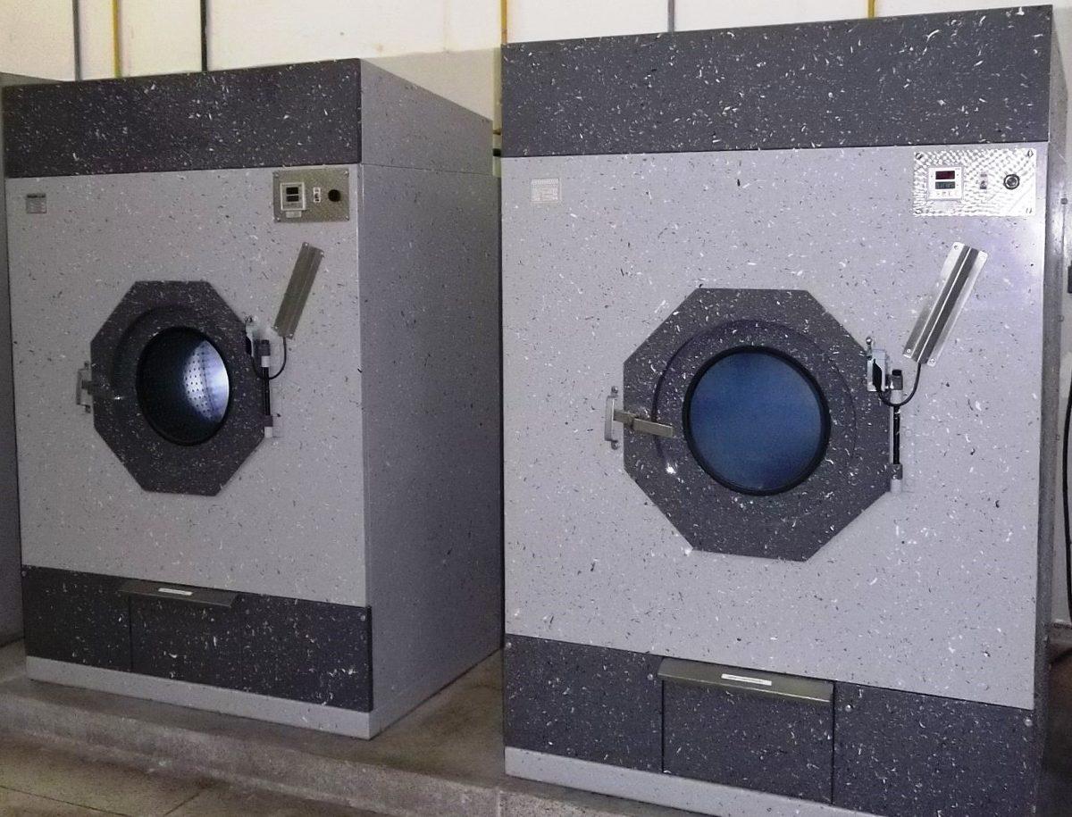 Maquina de secar roupa industrial 100 kg r em for Maquina de segar