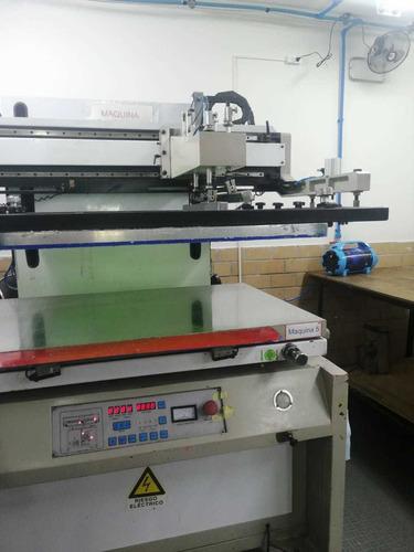 maquina de serigrafia