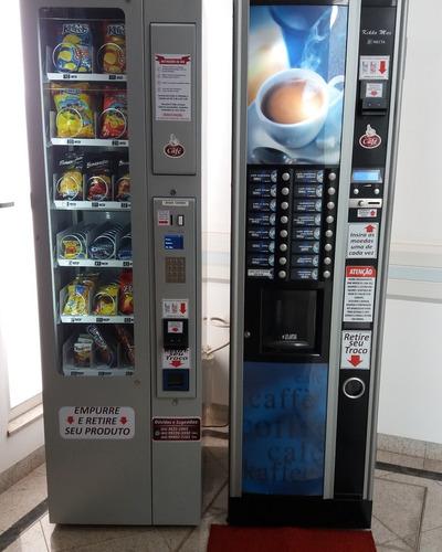 maquina de snacks vending machine modelo start nova