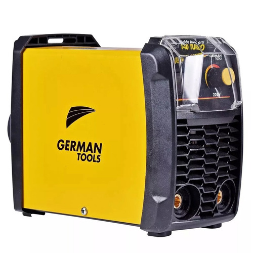 maquina de solda inversora 140am german 220v digital v8brasi