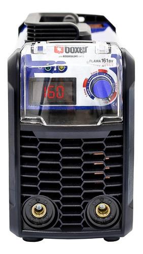 máquina de solda inversora 160a flama161 boxer bivolt
