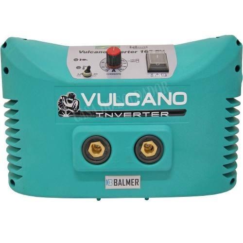 máquina de solda inversora vulcano  165dv (sem juros)