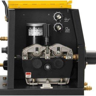 maquina de solda mig cabeçote externo trifasica 400 amp