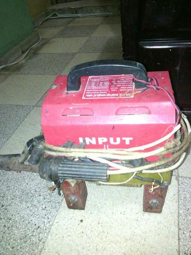 máquina de soldar imput