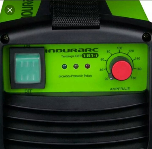 máquina de soldar indura 181-i nuevo, original