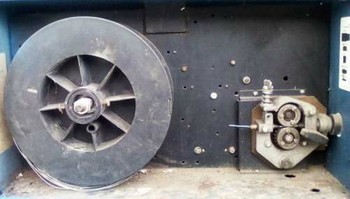 maquina de soldar industrial miller matic