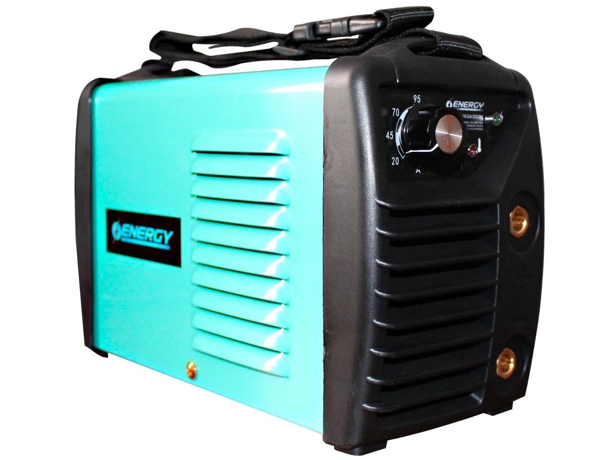 Maquina De Soldar Invertertig Energy 160 Combo -   80.000 en Mercado ... e8d30b170d5