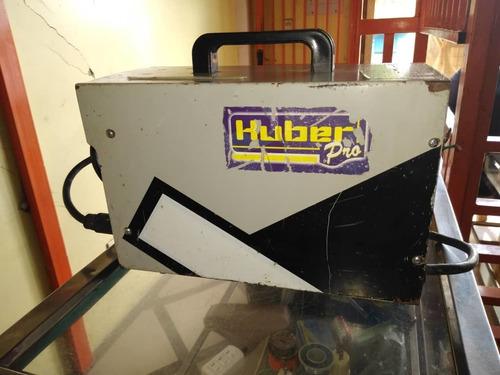 maquina de soldar marca huber 110-220 usada