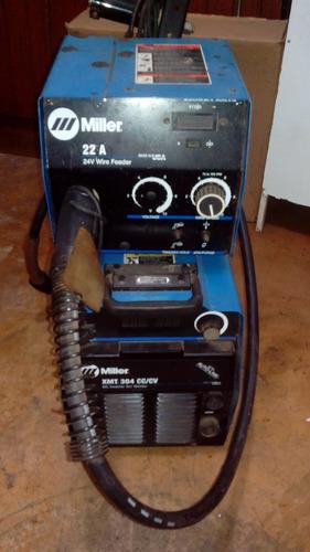 maquina de soldar meller xmt 304