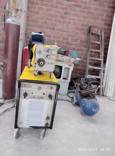 máquina de soldar mig maxi401