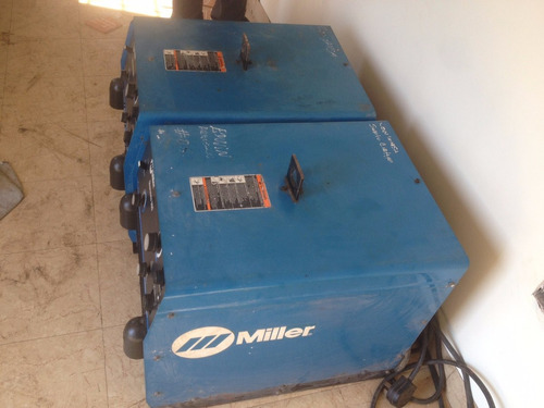 maquina de soldar miller shopmate 300 dx multiprocesos
