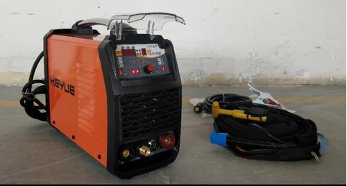 máquina de soldar tig arco pulsado 200 amp hf mykkon