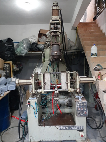 máquina de sopro