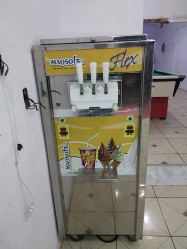 maquina de sorvete