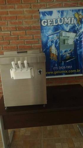 maquina de sorvete expresso direto da fabrica