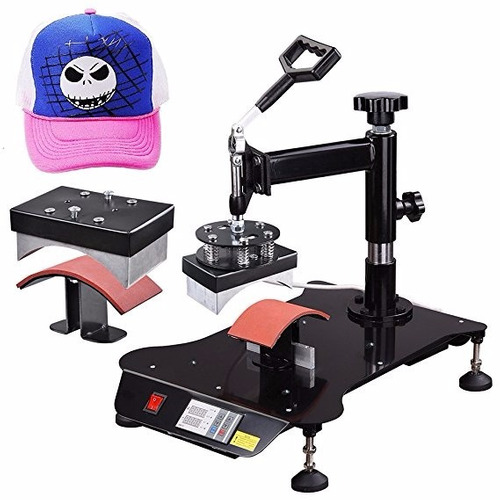 máquina de sublimación 8 en 1 impresión estampa