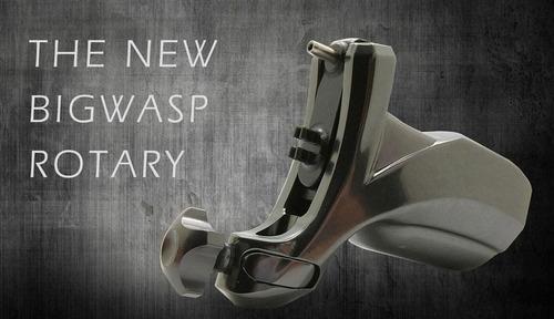 maquina de tattoo rotativa big wasp original