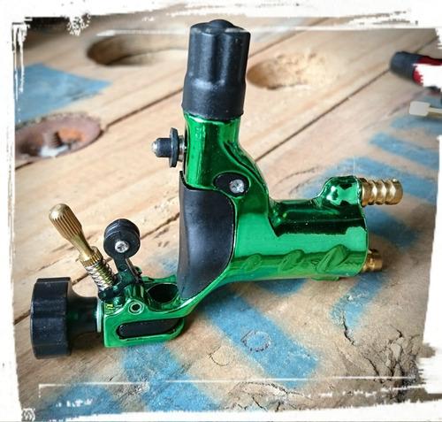 máquina de tatuagem rotativa - dragonfly x2