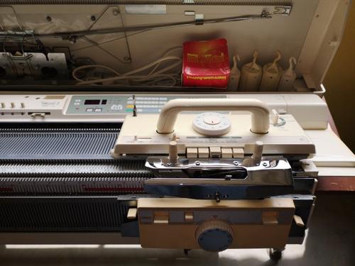 maquina de tejer brother