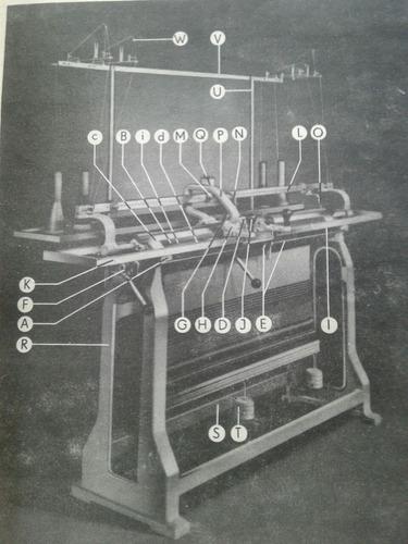 maquina de tejer diamant gala 10