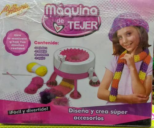 maquina de tejer mi alegría