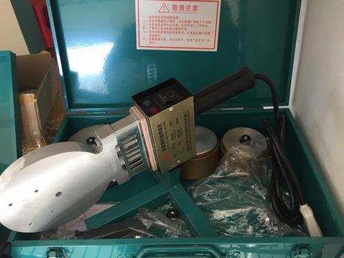 máquina de termofusion profesional (75, 90 y 110mm)