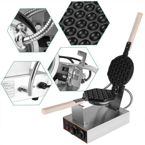 máquina de torta de huevos vbestlife en acero inoxidable