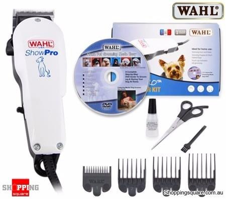 db63c217e Máquina De Tosa Wahl Show Pro Dog Clipper Kit - R$ 299,90 em Mercado ...