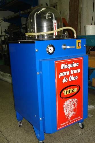 máquina de troca de óleo a vácuo (fabricante)