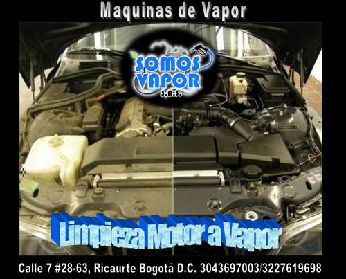 maquina de vapor industrial