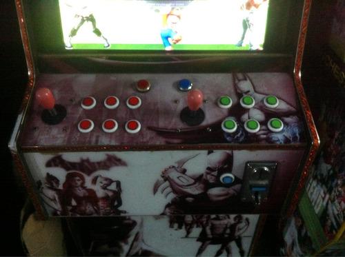 máquina de videojuegos