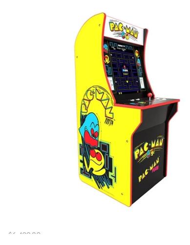 maquina de videojuegos pac-man arcade 1up nueva