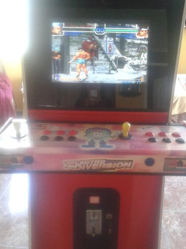 maquina de videojuegos plasma
