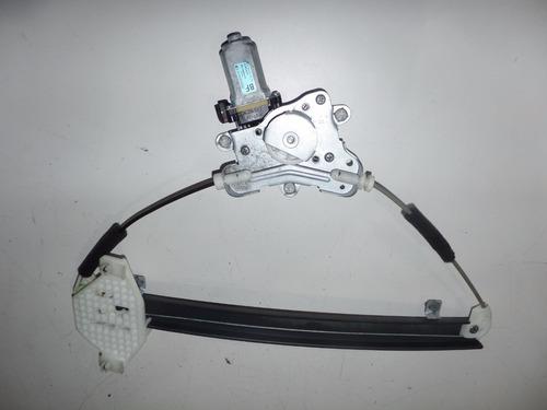 máquina de vidro dianteira ld gm captiva 2010 - original