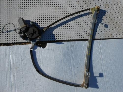 maquina de vidro eletrica clio 2 porta lado direito 2005