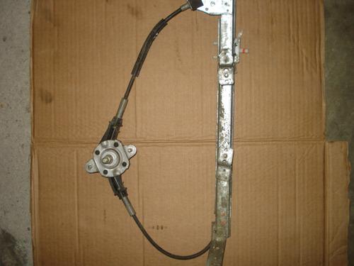 maquina de vidro manual dianteira esquerdo palio 2004