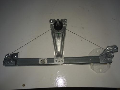 máquina de vidro manual traseira esquerda sandero 2015