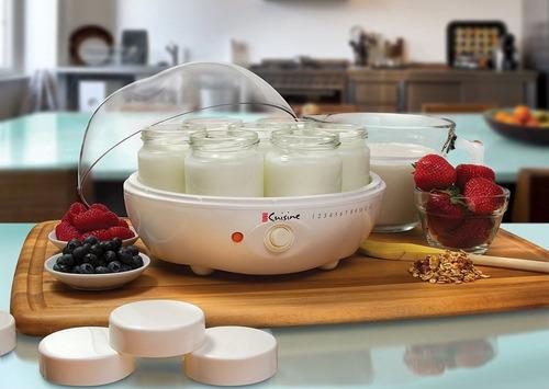 máquina de yogur euro cuisine
