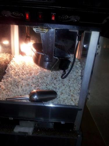 maquina de yum yum, palomitas, algodon, hot dog y mucho mas