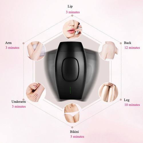 maquina depilacion corporal vello hombres y mujeres cuerpo