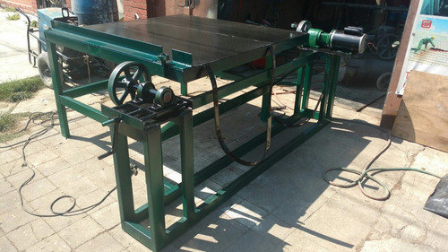 máquina desarmadora de tarimas pallet