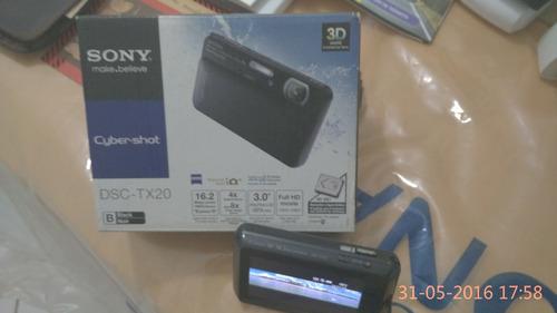 maquina digital sony tx-20