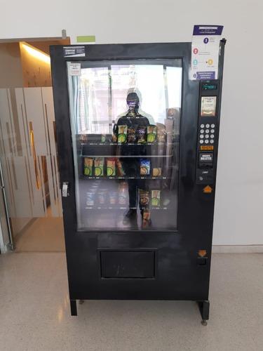maquina dispensadora ams 39' vending combi en bucaramanga