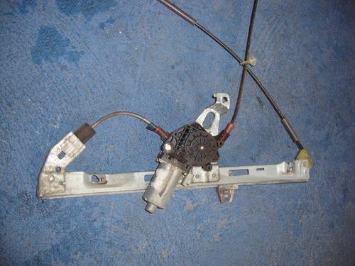 maquina do vidro dianteira direita peugeot 206 2001 original