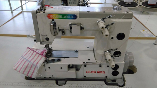 maquina doble picot golden wheel cs-2302-4w